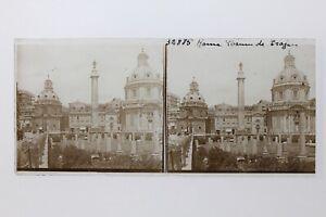 Roma-Forum-Italia-Foto-Placca-P9T5n2-Vintage-Stereo