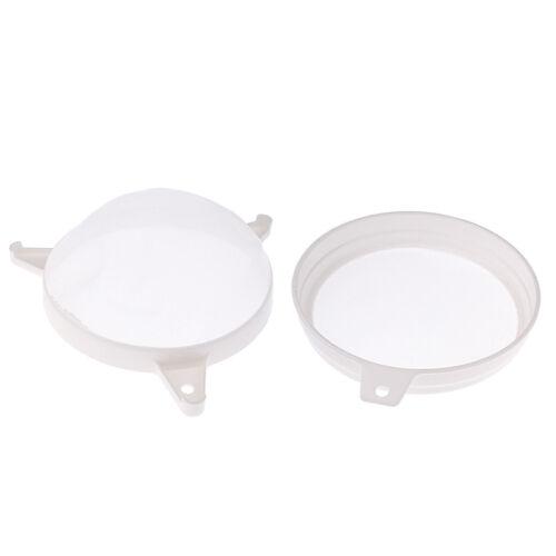 Double Sieve Plastic Nylon Honey Strainer Honey Filter
