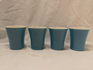 Blue-Heaven-by-Royal-China-Juice-Water-Tumbler-Cup-Drink-Glass-set-of-4