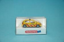 "Wiking 07104 VW Polo Notarzt GGD ""Euro Wiking"" HO 1:87 NEU"