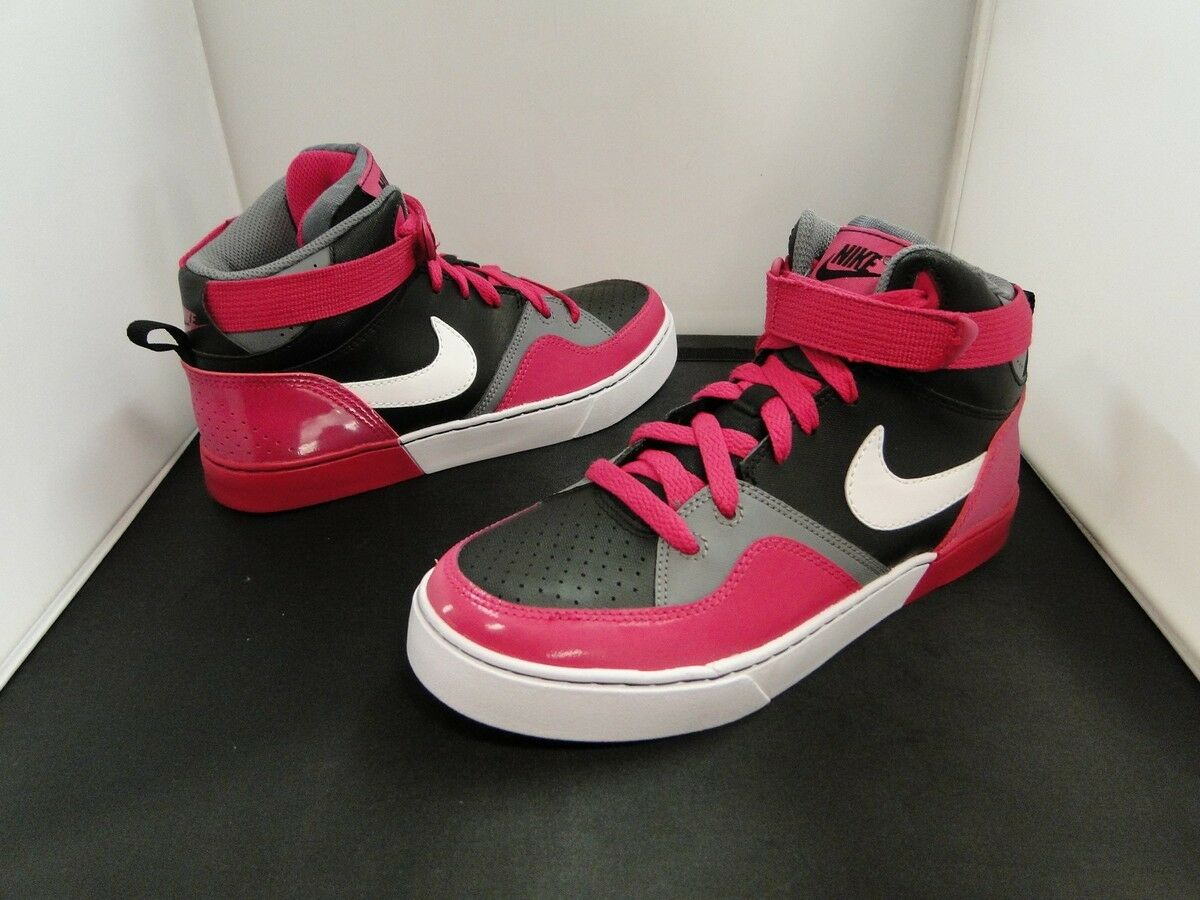 Nike Court Tranxition Femme Basketball Chaussures 536154-002 UK 4.5
