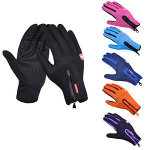 Men-039-s-Winter-Warm-Gloves-Touch-Screen-Windproof-Waterproof-Outdoor-Sports-Gloves