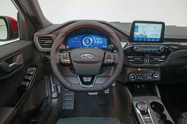 Ford Kuga 2,5 PHEV ST-Line CVT - billede 1