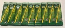 Lot Of 9 Dozen Ticonderoga 2 Hb Pre Sharpened Pencils Premium Latex Free 13806
