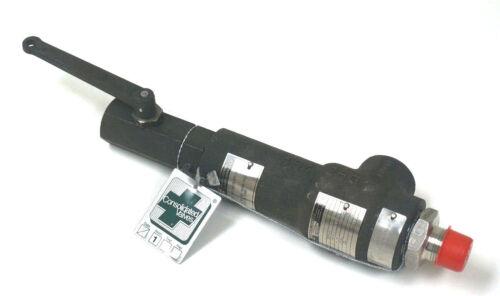 NEW DRESSER CONSOLIDATED 19110MCF-2-CC-MS-33-MT-FT-LA RELIEF VALVE