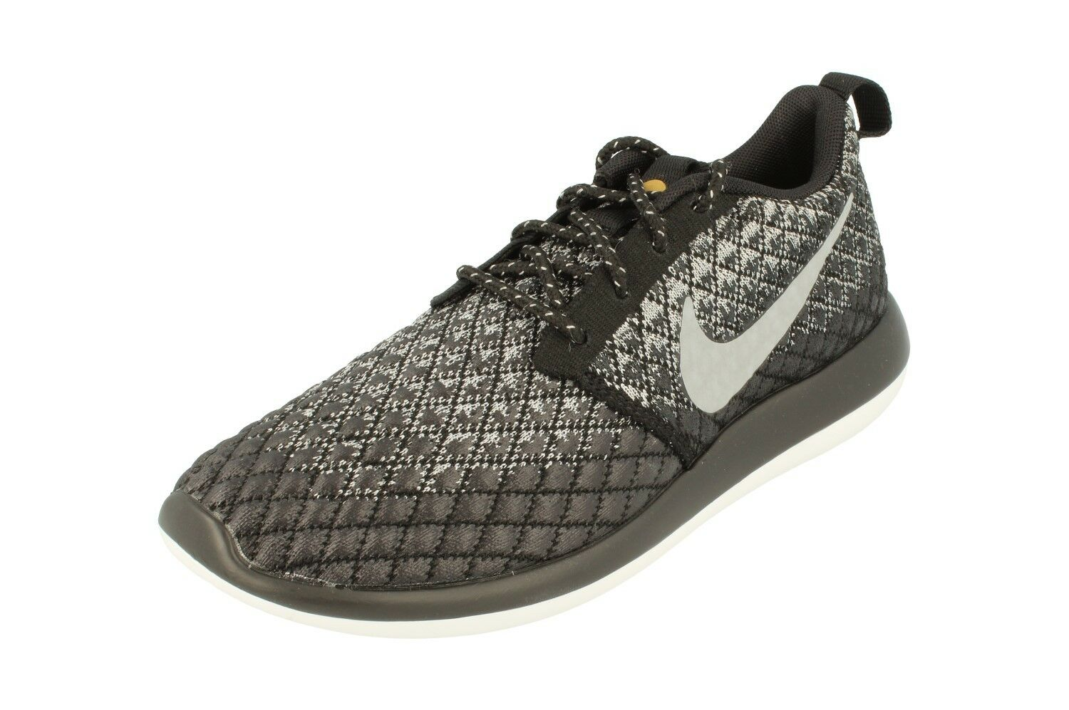 Nike Womens Roshe Two Flyknit 365 Running Trainers 861706 001 Sneakers shoes