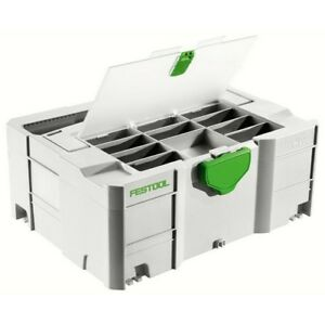 Festool Systainer SYS 5 T-LOC  Storage Box