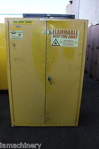 Eagle-Flammable-Liquid-Storage-Saftey-Cabinet-60-Gallon