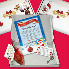 Personalised letter from santa inc reindeer food good child item 3 santa christmas eve box inc personalised certificate magic key reindeer food santa christmas eve box inc personalised certificate spiritdancerdesigns Image collections