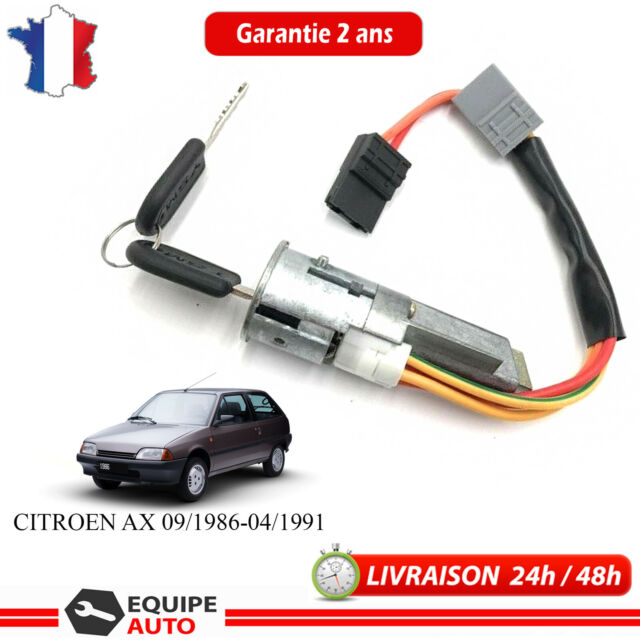 Neiman antivol de direction Citroen AX 6 fils