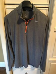 Nike Element Dri-Fit and Under Armour Hoody Track Jacket Medium ... 0a4b74f68e73