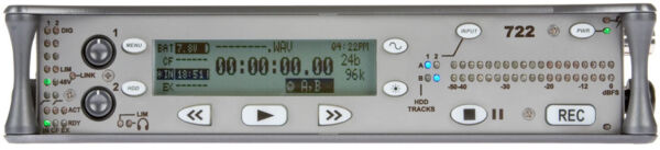 New Driver: Sound Devices 722 Audio Recorder