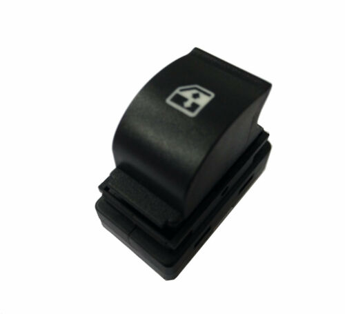 PULSANTE ALZACRISTALLO-FIAT-ANTERIORE SX E DX-1 TASTO-4 PIN-6300314