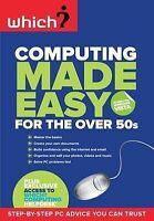 Computing Made Easy for the Over 50s (Which?)  Very Good Book
