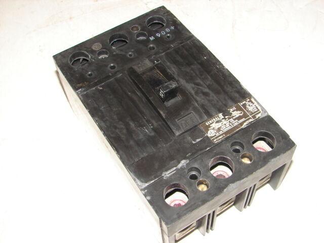 Ge Np1578027 C Np1578027c 125 Amp Circuit Breaker Xlnt For Sale Online Ebay