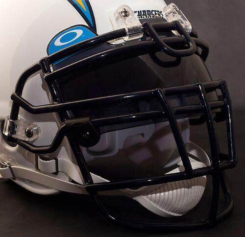 NAVY BLUE SAN DIEGO CHARGERS Schutt RJOP-UB-DW Football Helmet Facemask