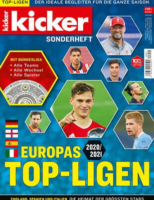 Kicker Sonderheft 2021