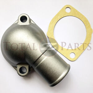 Details about Datsun 240Z, 260Z, 510, 610 Water Thermostat Outlet Housing +  Gasket *NEW, OEM*