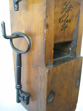 Antique Pipe Organ Hooks