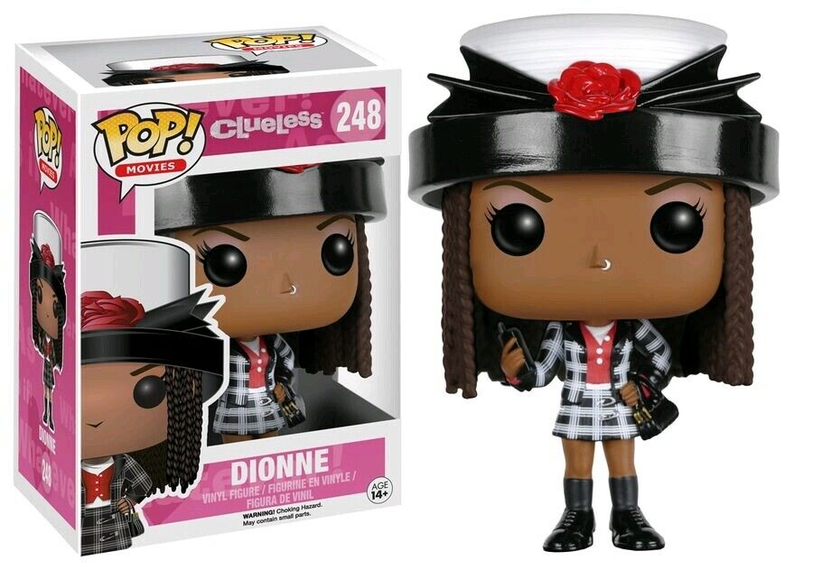 FUNKO POP MOVIES CLUELESS DIONNEVAULTED VINYL FIGUREFAST POST