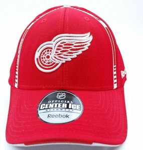 premium selection daeaa 11d5c Image is loading Detroit-Red-Wings-Reebok-TW96Z-NHL-Pro-Shape-