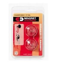 Magnetic Hooks Heavy Duty Red Set Of 6 Packs Qty Of 2 Hangers In Each Pk