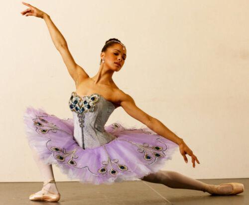 GLOSSY PHOTO PICTURE 8x10 Very Elegant Misty Copeland Ballet Dancer