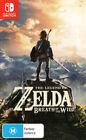 The Legend of Zelda: Breath of the Wild (Switch, 2017)