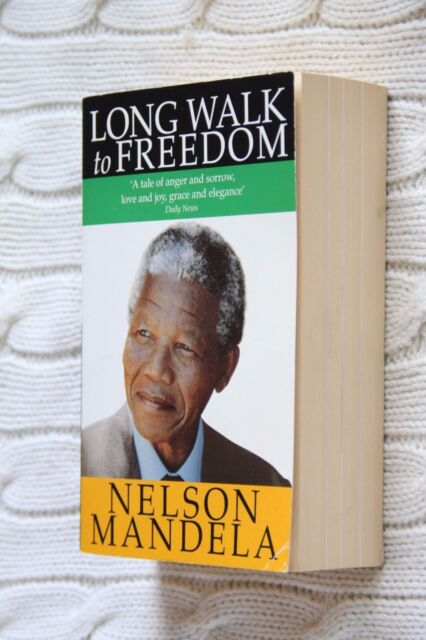 Long Walk Freedom B Export by Nelson Mandela (Paperback, 1995), Free shipping
