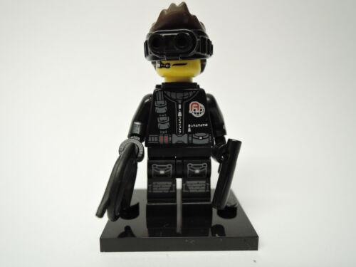 BPZ Lego Figur Sammelfigur Serie 16 Nr 14  Spion  col257   NEU