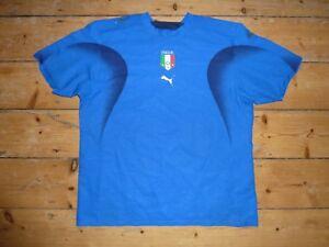 2000-01XL-Italia-Camiseta-de-Futbol-Camiseta-Maillot-Maglla-Camiseta-Italia