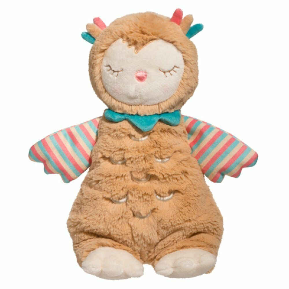 DOUGLAS Cuddle Toys Baby 12  Owl Plumpies Stuffed Animal - 6507 NEW