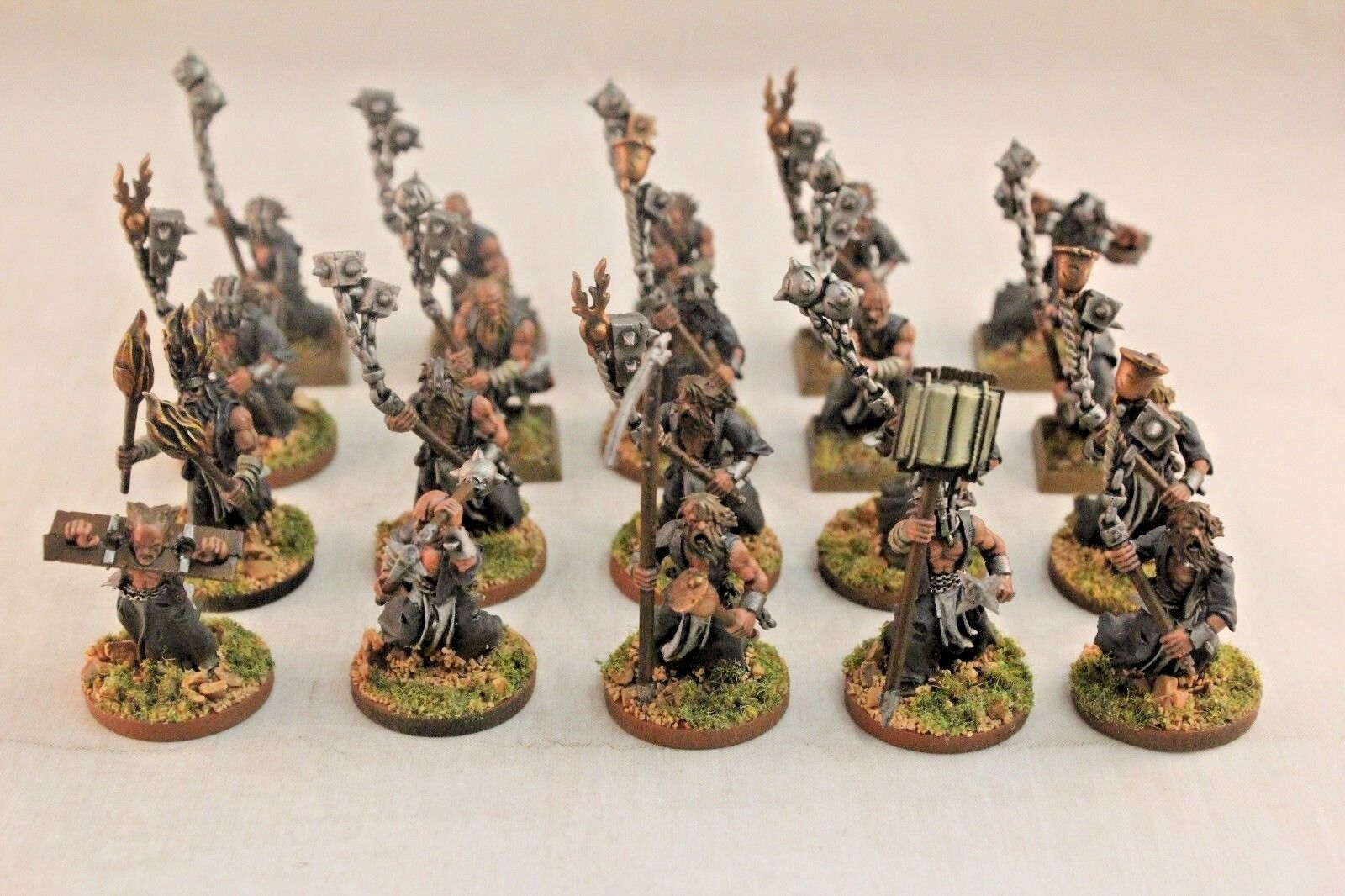 Warhammer Empire Arco Flagellents Well Well Well Painted 497753
