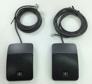 Cisco 8831 Wired Microphone Kit CP-MIC-WIRED-S (LOT of 2)