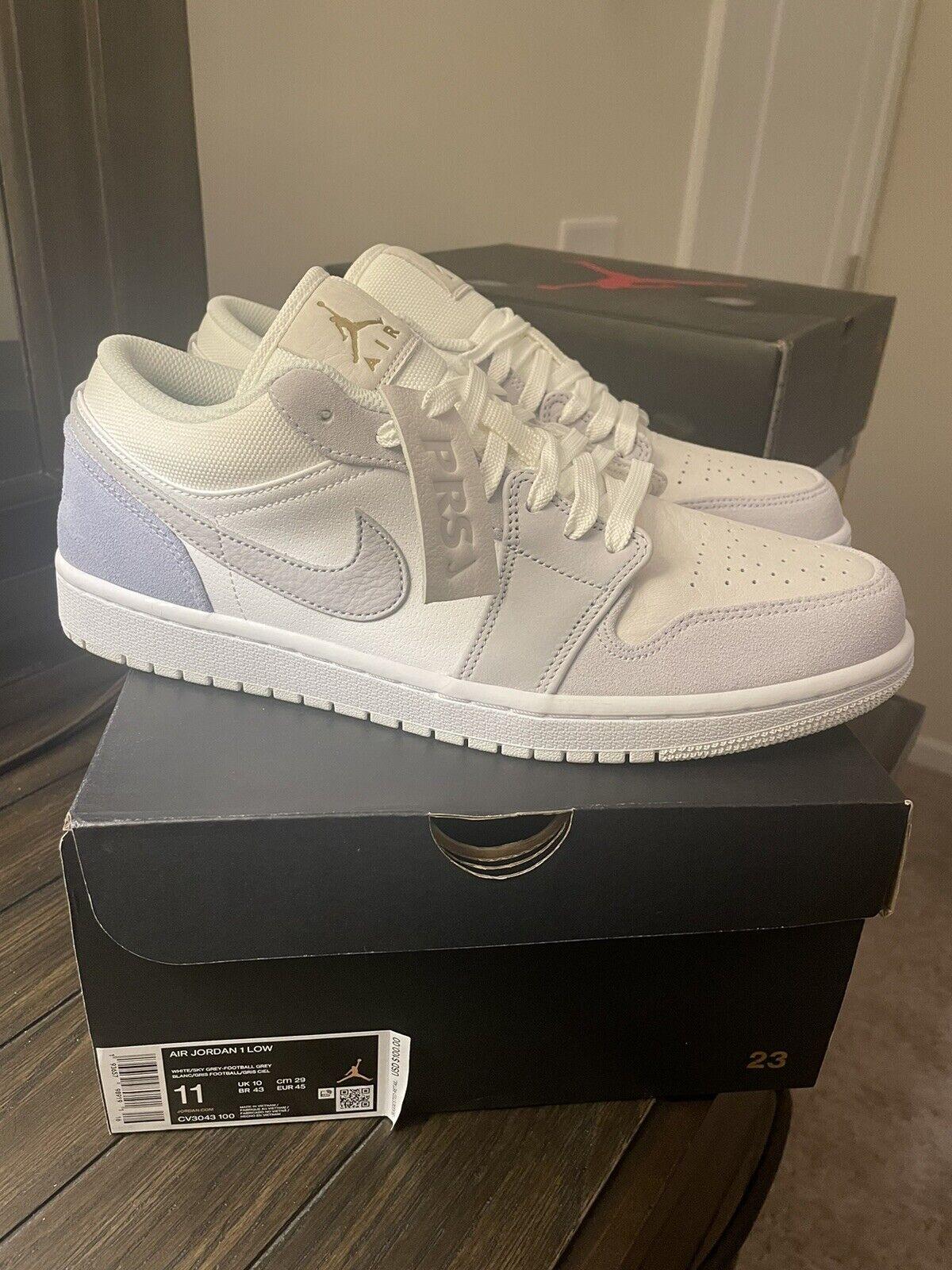Size 11 - Jordan 1 Low Paris 2020 for sale online   eBay