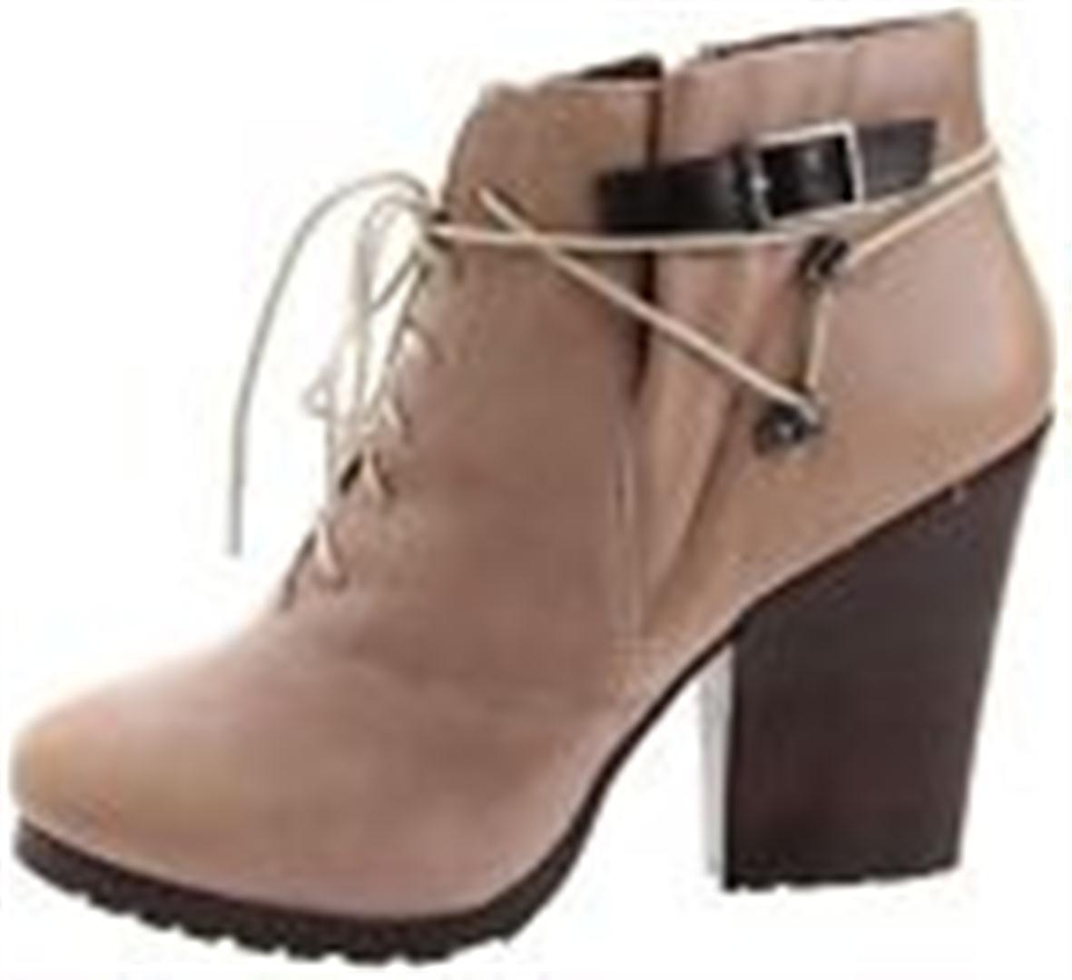 New Women's Bacio 61 Pesanti Cement Leather boots  size 9  (MSR 160)