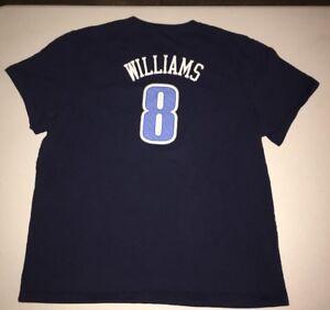 Women s Medium Adidas Utah Jazz Deron Williams Jersey T-shirt  c50c2db5c