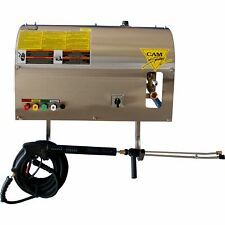 Electric Wall Mount Cold Water Pressure Washer 3000 Psi 40 Gpm 230 Volts