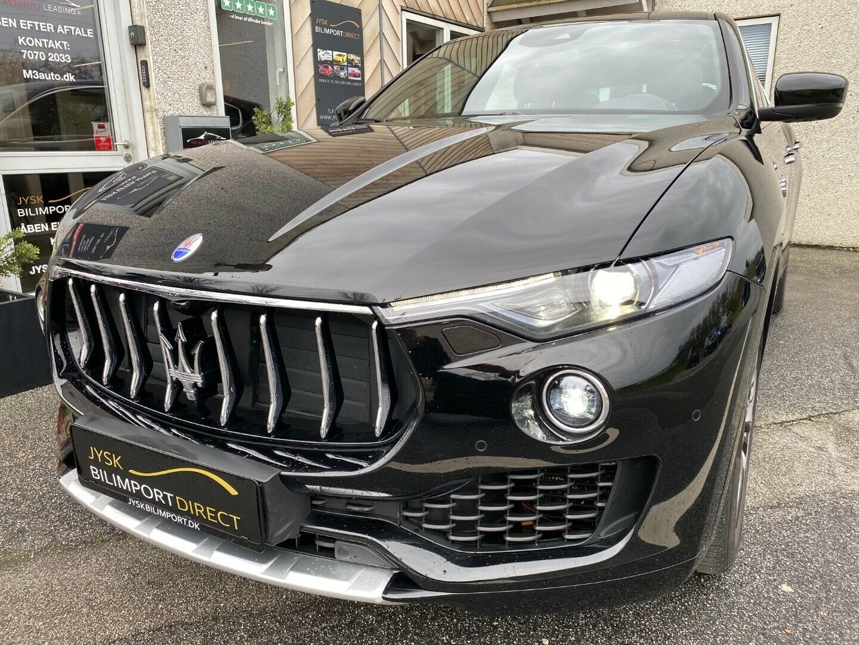 Maserati Levante 3,0 D aut. 5d