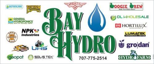 Tissue Culture Multiplication Media Kit BA Hormone SAVE $$ W// BAY HYDRO $$
