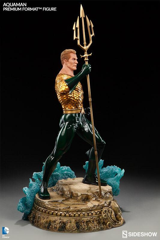 Dc Comics Comics Comics Aquaman Premium Format Figure by Sideshow Collectibles  300218 c7c679