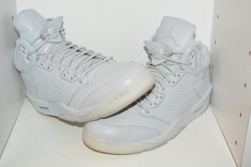 Nike air jordan 5 premium retro - premium 5 - mens basketball - schuhe - mens größe 9,5 151059