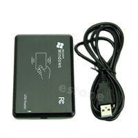 NEW 125Khz USB RFID Contactless Proximity Sensor Smart ID Card Reader EM4100