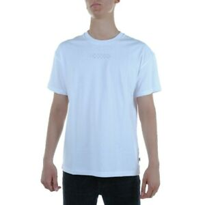 Vans Overtime Out Ss T-Shirt Uomo VN0A3PDY Vari Colori