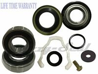 Kenmore Elite Washer Front Loader Seal 2 Bearings And Washer Kit 12002022