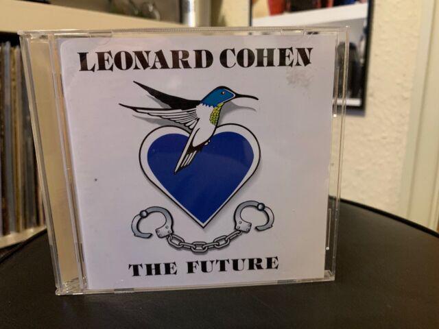 Leonard Cohen The Future CD