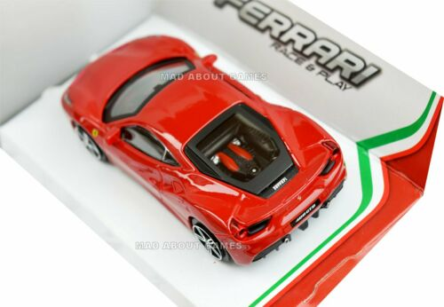 1 Miniature Ferrari Voitures Gtb Jouet Voiture Moulé Métal DIH2YE9W