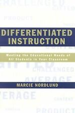 Differentiated Instruction: Meeting the Needs of All Students