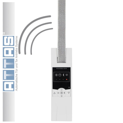 RADEMACHER ROLLOTRON STANDARD DUOFERN 1400 ENROULEUR DE COURROIE Radio volets