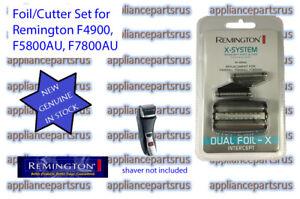 Remington-Foil-amp-Cutter-for-F4900-F5800AU-F7800AU-SP300AU-NEW-GENUINE-IN-STOCK